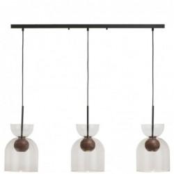 Skylar Hanglamp 3-Lamps -...