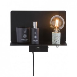 Omer, Wandlamp En Plank 1-Lamp