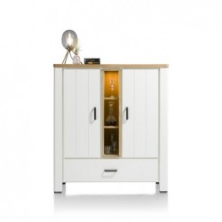 Arizona, Highboard 125 Cm -...