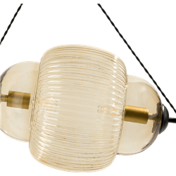 Fabio Hanglamp 2-Lamps