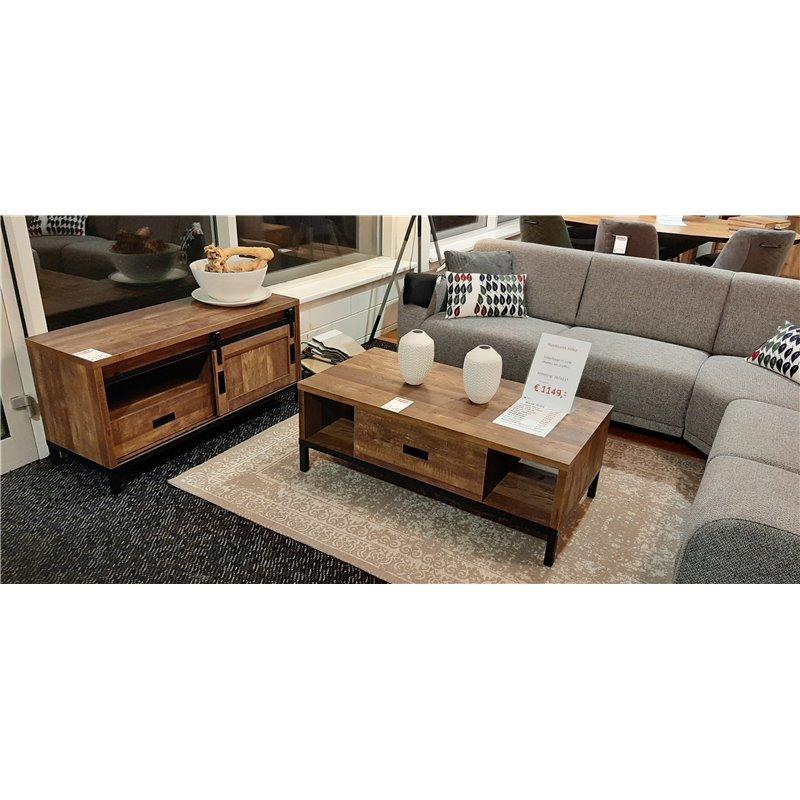 Levi tv  meubel 120cm breed industrieel