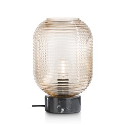 Maxime Tafellamp 1*E27 - Oranje