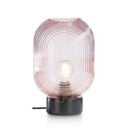 Maxime Tafellamp 1*E27 - Roze