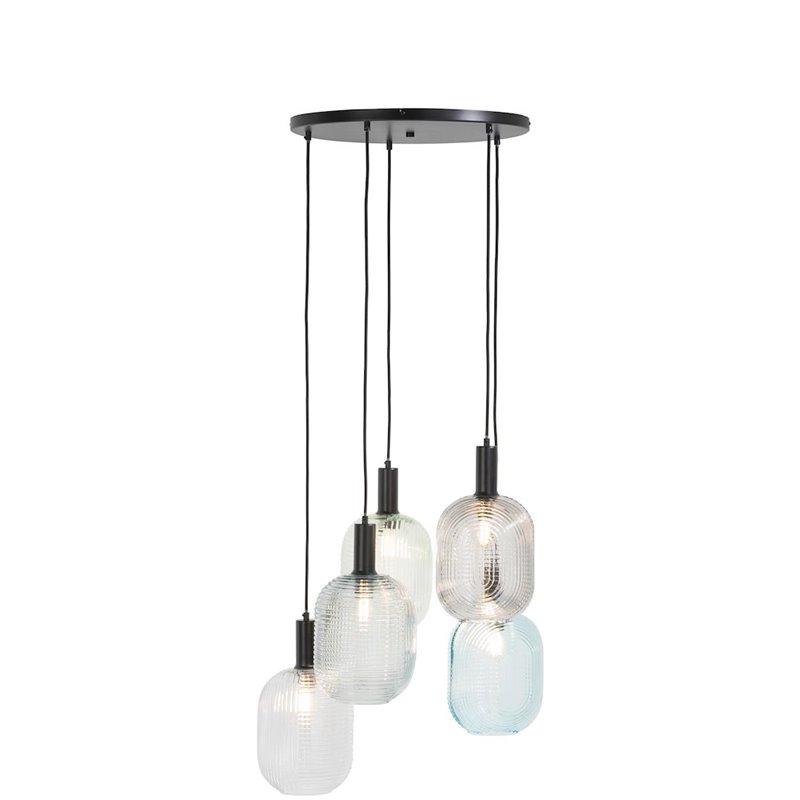 Max Hanglamp rond 5*E27