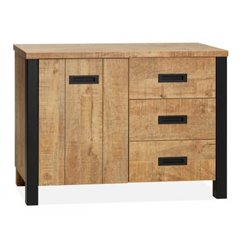 Felix commode mango kleur industrieel