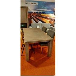 Takimo tafel 190x100 weathered grey opruiming