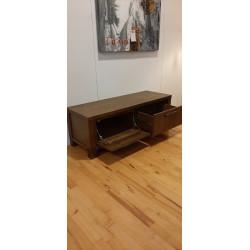 Rutger eiken tv meubel 130 cm opruiming