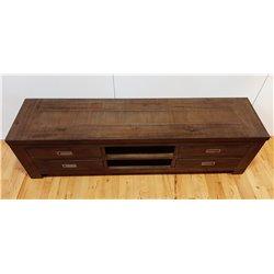 Marnix tv meubel 185 cm acacia lava Opruiming