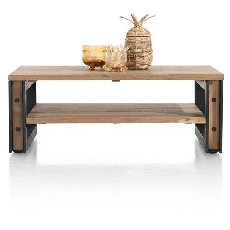 Makalu, salontafel 110 x 65 cm + plank